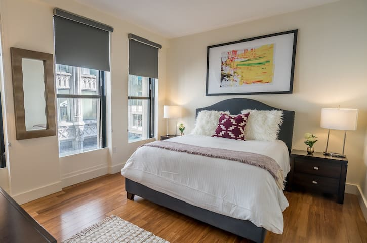 Downtown Crossing ARTlab, 1 Bed Apt, Boston