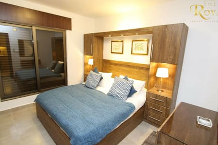 The Royal Luxury City Budget visit - Amman - Appartement