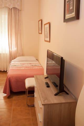 Habitacion con capacidad para 4 personas