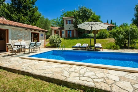Property with pool  - Villa Cehici - Čehići - Villa