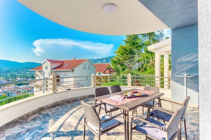 apartment PEPA 1, outdoor swimming pool