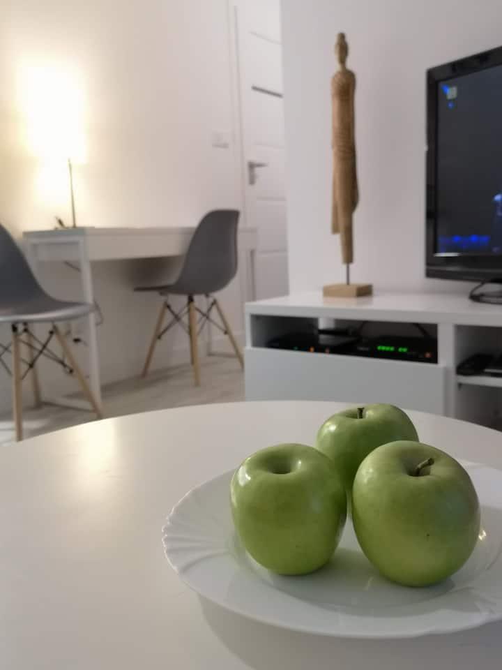 Apartament Leśna Cisza