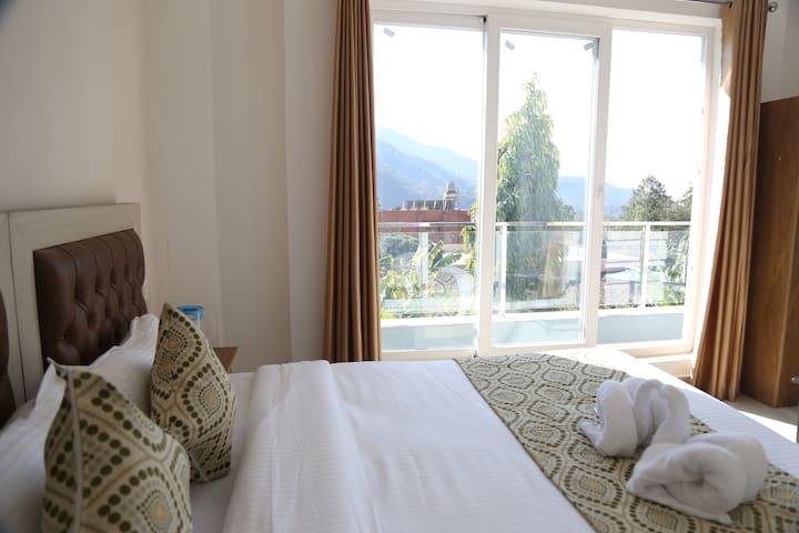 Luxury Mountain View, free wifi, free breakfast...