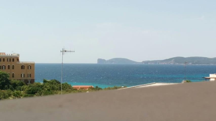 Alghero,Cozy apt. wonderful sea view