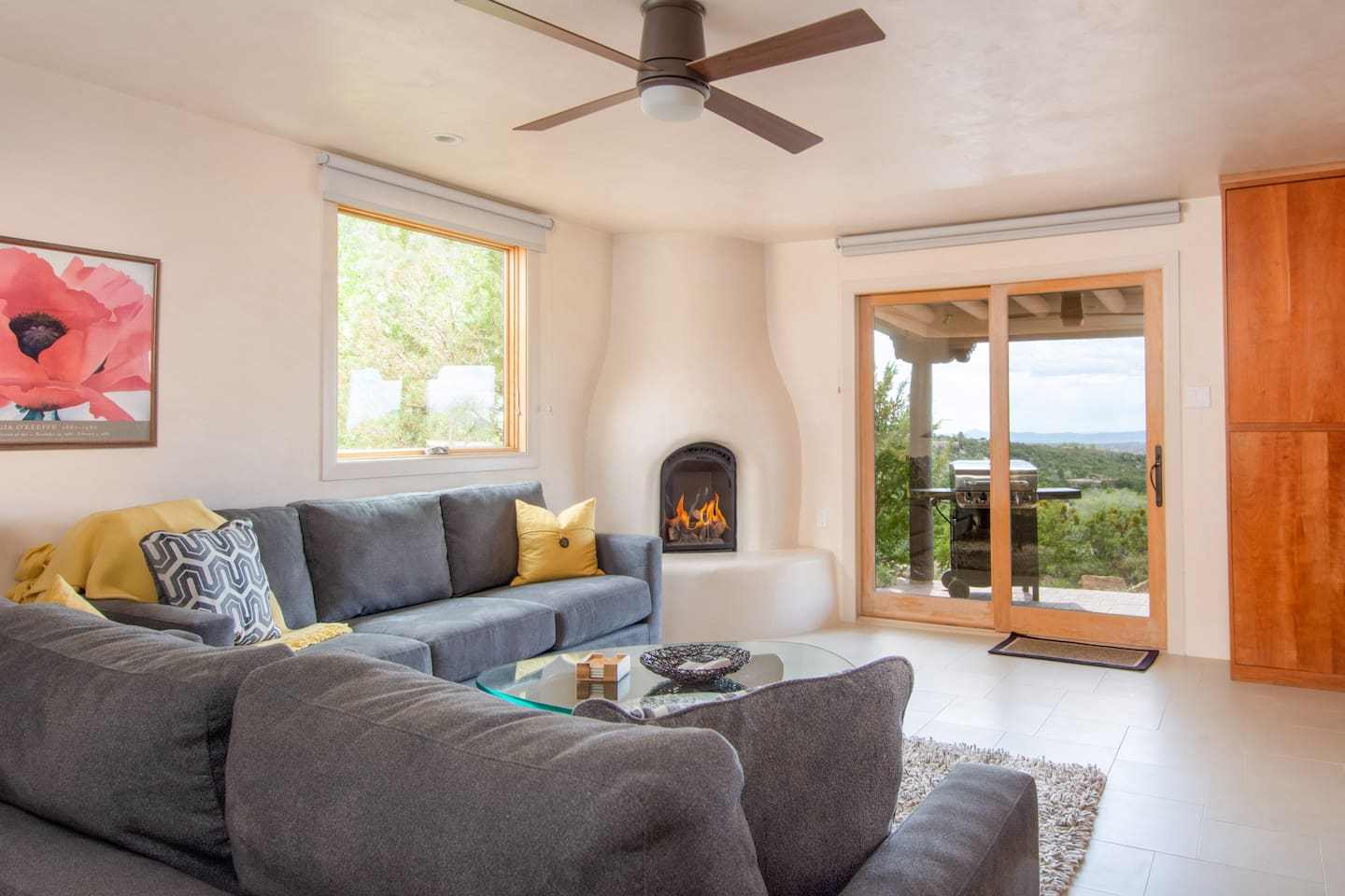 Welcome to Santa Fe! This luxurious pueblo is professionally managed by TurnKey Vacation Rentals.
