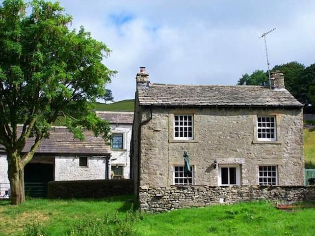 Charming old stone cottage - Kettlewell