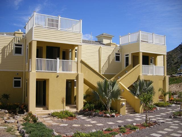Ocean's Edge Resort Beach Front Studio Apartment