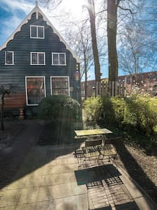 Historical wooden house - Zaandam