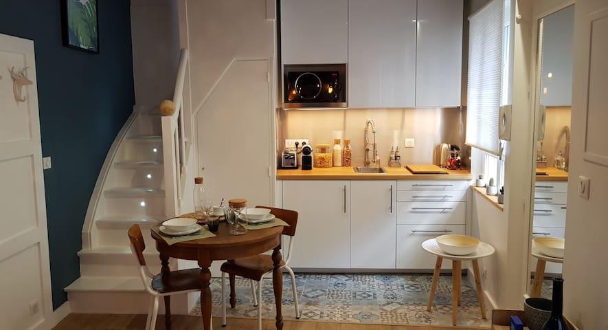 La Souche - Hypercentre, Charmante Maison