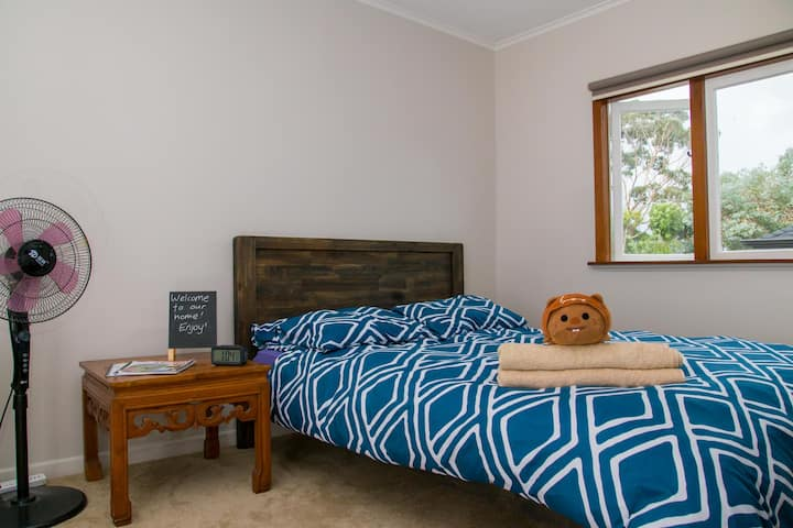 ★2 ROOMS★2 QUEEN BEDS/TV★PRIVATE SHOWER★PARKING★