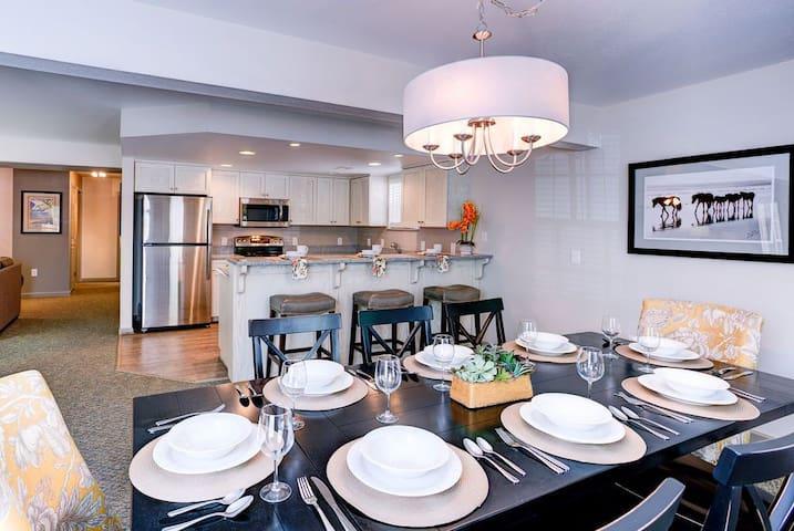 3 Bedroom Apt Thanksgiving @ Beachwoods Resort OBX