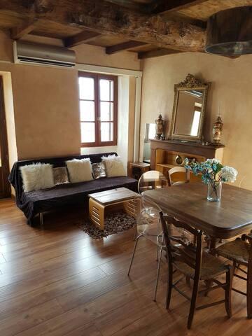 Maison de charme - Poggio-d'Oletta - Casa