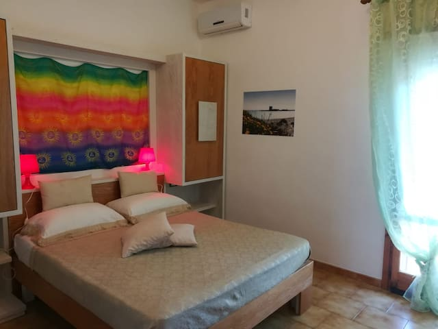 "B&B RosyAnna, ""Poseidon"" confortable beach bedroom"