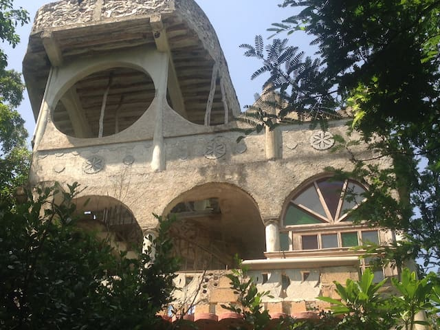 Bed and Breakfast in Mayan Village