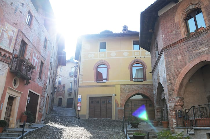 Casa del Borgh Vej / Old Town Home - Avigliana - Appartement