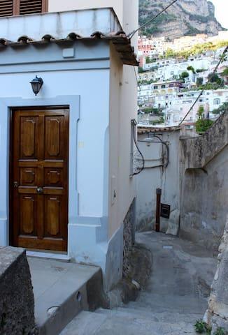Entrance - outside