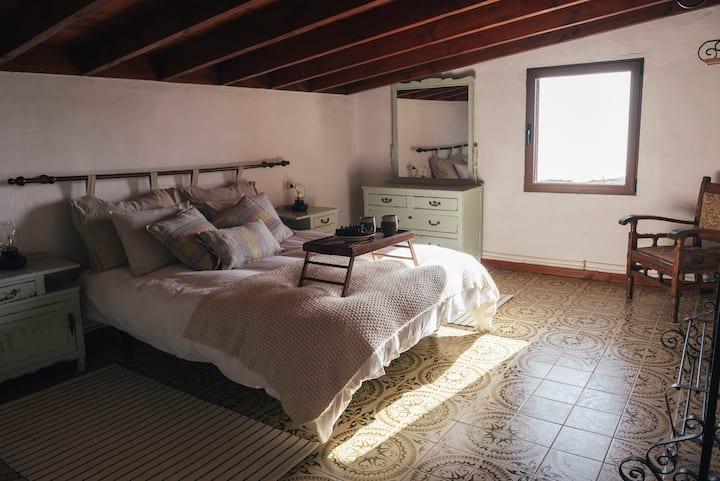 Finca Vilaflor - The loft