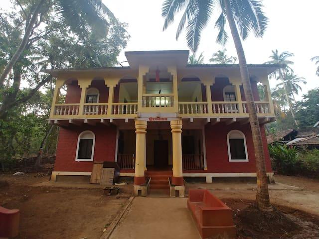 """Hira Niwas"" - A beautiful house in Ajgaon, MH"