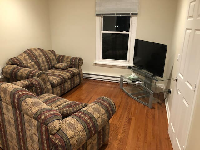 2 bedroom unit in downtown Sawyer