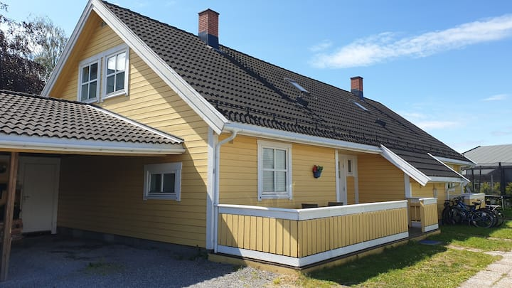 Nice familyhouse close to Mjøsa and Vikingskipet