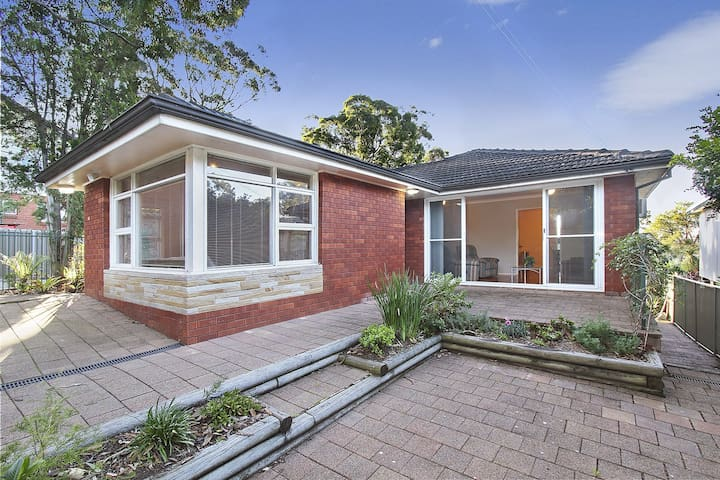 Sutherland Shire Family Bungalow