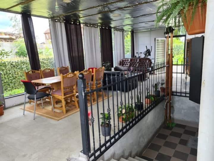 Gierałtów Nowoczesny dom w sielskiej okolicy