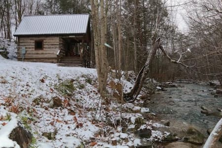 The Fishing Creek Cabin - Four Fillies Lodge