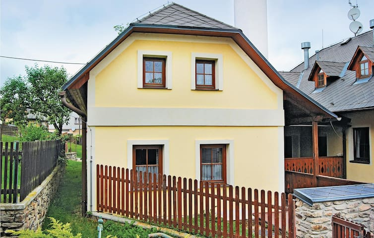 Holiday cottage with 3 bedrooms on 160 m² in Borovnice