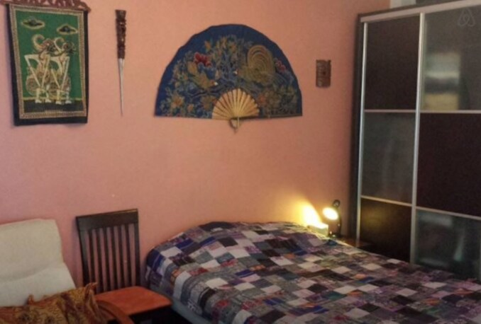 The main bedroom very large and comfortable with 1 queen bed and two twin beds & Beautiful Big Room With 3 Real Beds In La Condesa - Apartments for ...