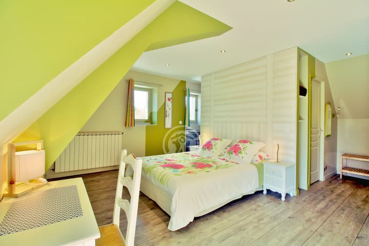 Chambres d'hôtes entre Lourdes et Tarbes