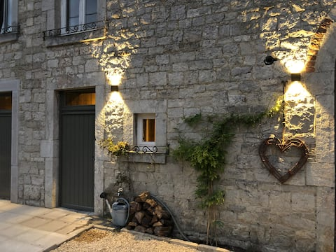 L'Atrape-Coeurs, family home in the heart of the village
