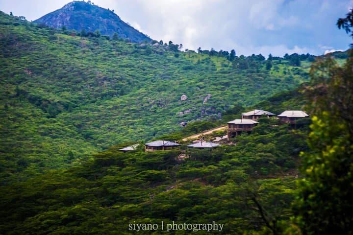 Nyamazi Falls Lodge