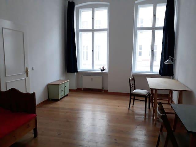 Ruhiges Zimmer in Berlin Mitte