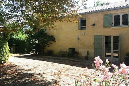 Bedrooms 9 kms from St Emilion - Saint-Magne-de-Castillon