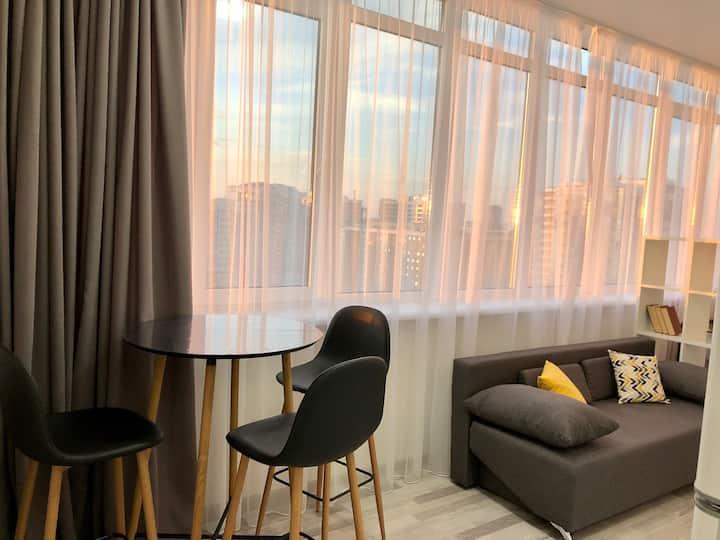 Сдам уютную, светлую квартиру, с красивейшим видом