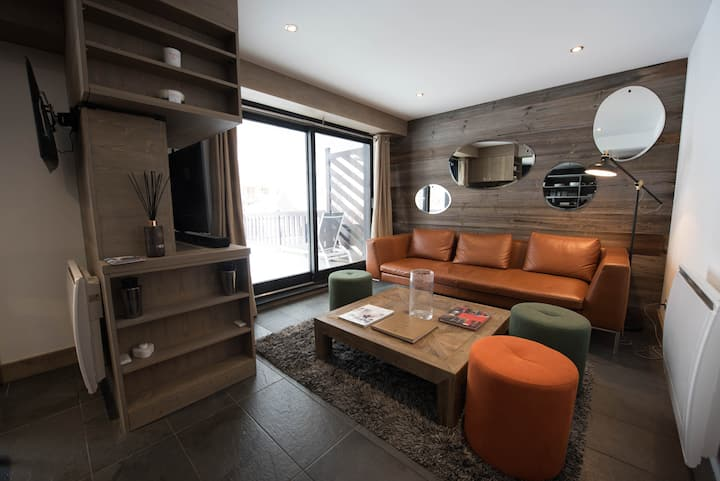 Appartement 6 pers, plein centre de Val d'isère!