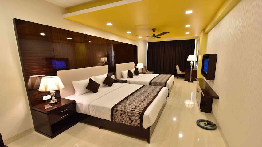 CALANGUTE CENTRAL - SUPER DELUXE - Goa del norte - Bed & Breakfast