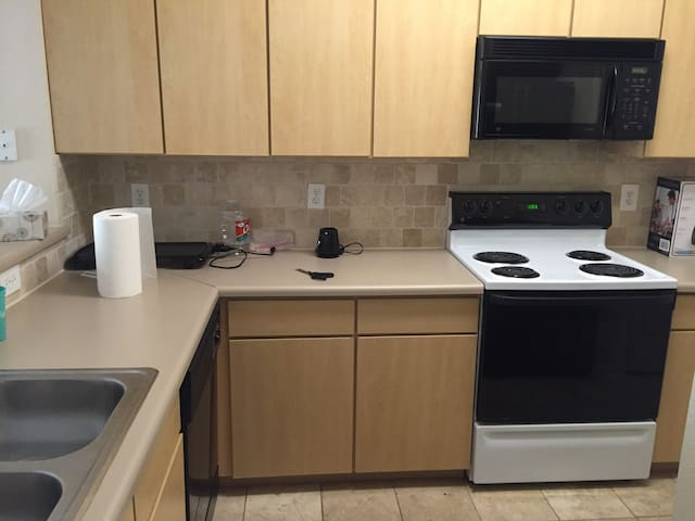 Comfy Living space near Midtown: Heart of Houston - Houston - Apartment