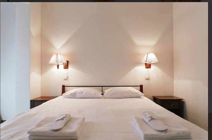 Роскошные апартаменты с двумя спальнями N27