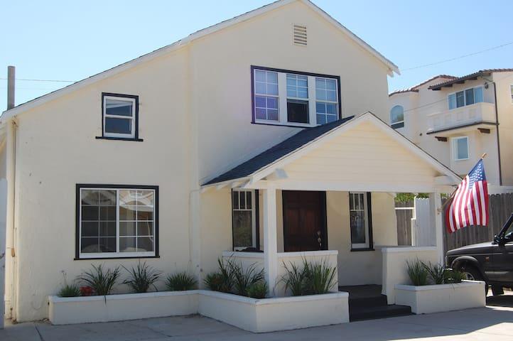 1934 Silverstrand Beach Cottage - Oxnard - House