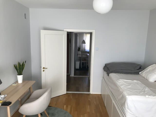Perfect cozy apartment in the heart of Gothenburg