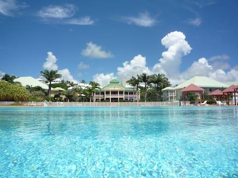 Exceptionnel &  Rare Accès Plage , piscine, tennis