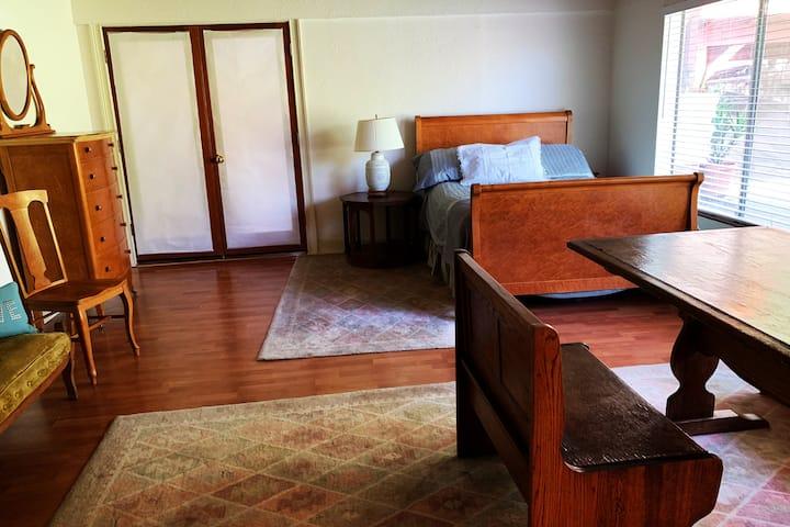 """Huge Studio Size Room @ """"Godman Arbor Commons"""""""