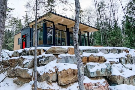 Ölch Cabin - Private getaway near Tremblant
