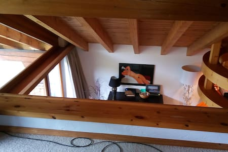Appartement in Mitten des Skigebietes - Obersaxen - Apartament