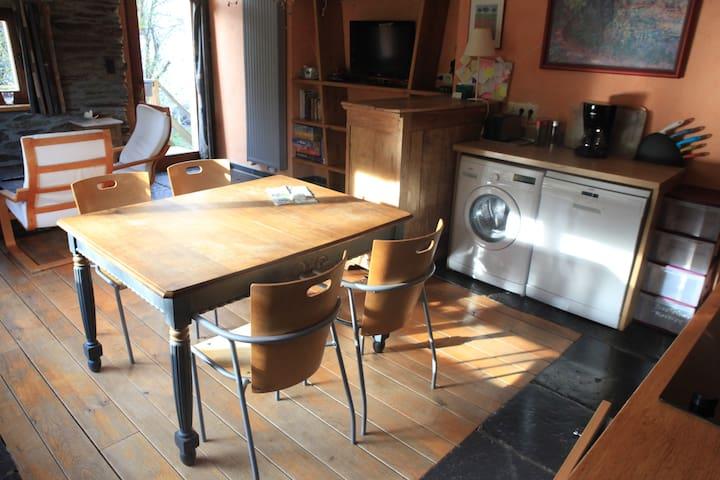 Bel appartement en plein coeur de l'Ardenne