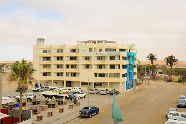 Pit's Apartment @ Beach Hotel Swakopmund