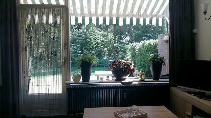 Bos appartement De Eekhoorn  - Otterlo Veluwe