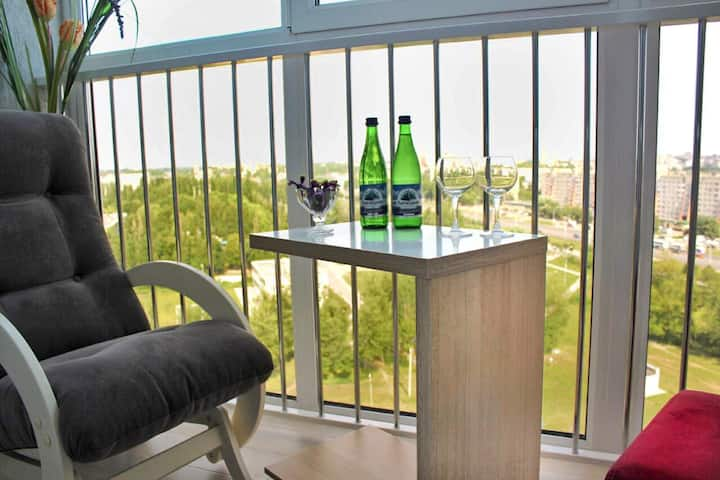 Fresh and Cozy apartment Сhill out in Lipetsk