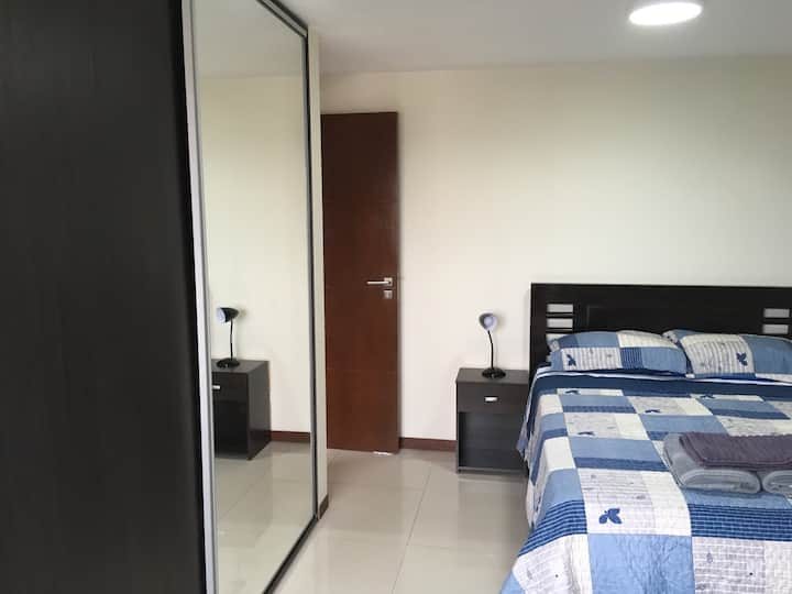 Very well located and Modern Flat in Main  Avenue